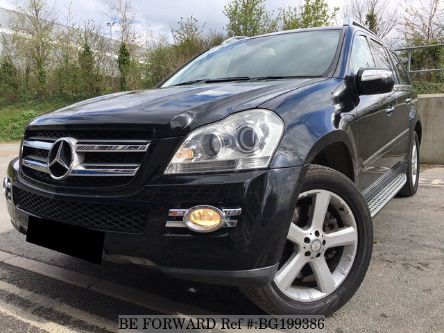 Used 2009 MERCEDES-BENZ GL-CLASS BG199386 for Sale