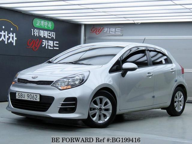 Used 2017 KIA PRIDE (RIO) BG199416 for Sale
