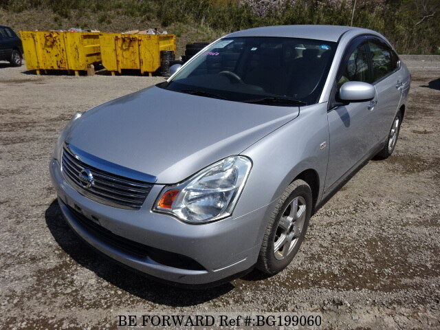 Used 2010 NISSAN BLUEBIRD SYLPHY BG199060 for Sale
