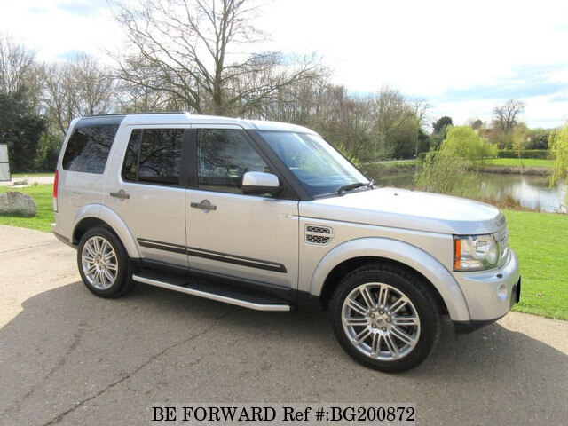 Used 2012 LAND ROVER DISCOVERY 4 BG200872 for Sale