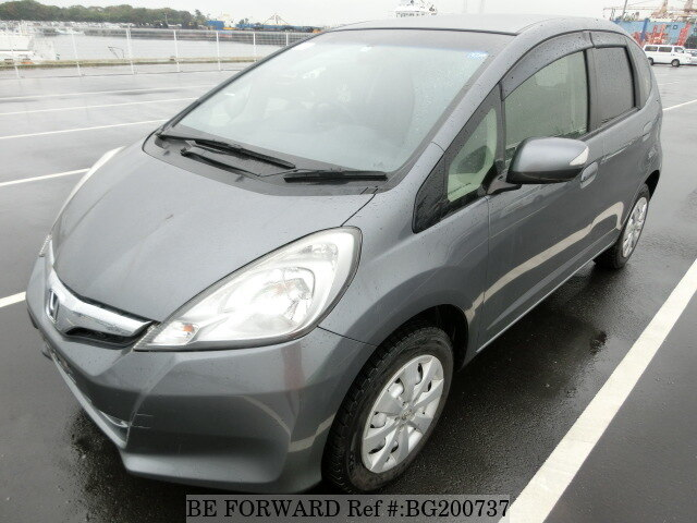 Used 2013 HONDA FIT BG200737 for Sale