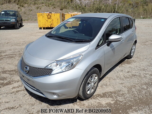 Nissan Note Occasion >> 2015 Nissan Note X V Selection Plus Safety Dba E12 D