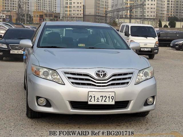Used 2010 Toyota Camry Bg201718 For
