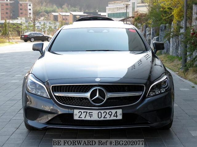 Used 2016 MERCEDES-BENZ CLS-CLASS BG202077 for Sale