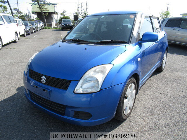 Used 2006 SUZUKI SWIFT BG202188 for Sale