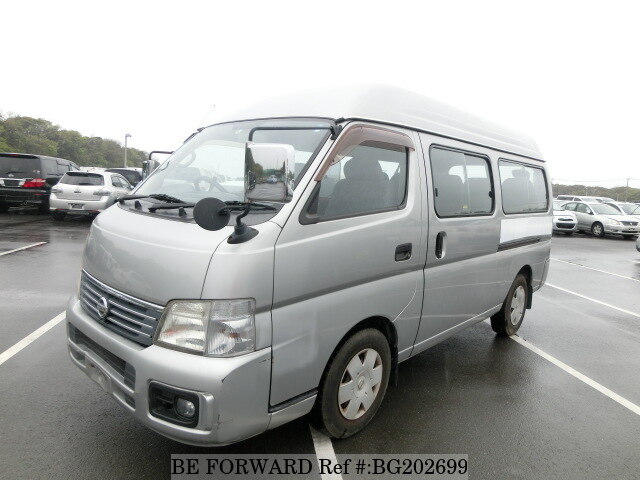 Used 2004 NISSAN CARAVAN COACH BG202699 for Sale