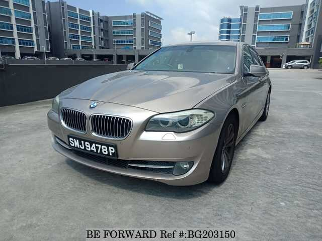 Used 2012 BMW 5 SERIES BG203150 for Sale