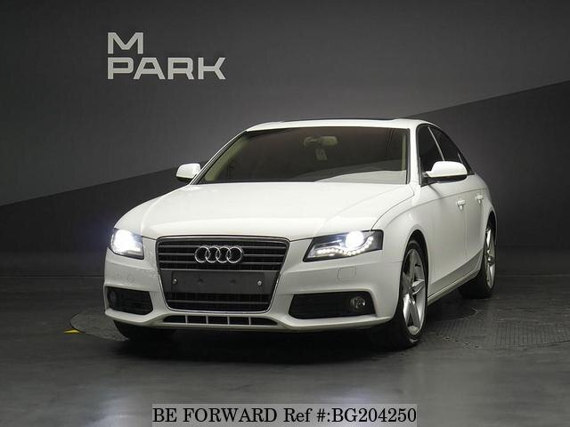 Used 2010 Audi A4 For Sale Bg204250 Be Forward