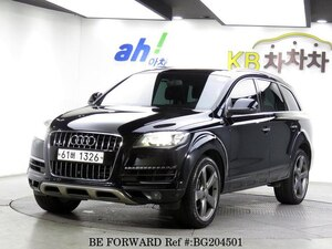 Used 2015 AUDI Q7 BG204501 for Sale