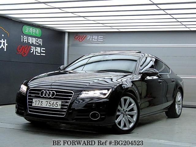 Used 2015 AUDI A7 BG204523 for Sale