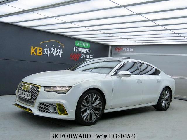 Used 2016 AUDI A7 BG204526 for Sale