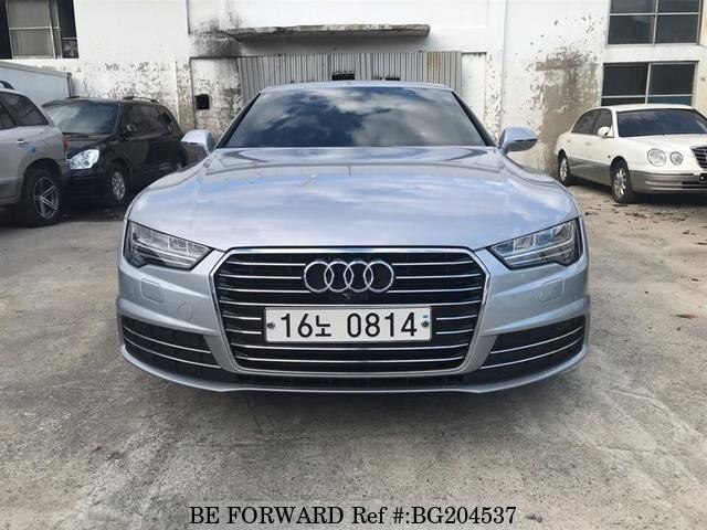 Used 2016 AUDI A7 BG204537 for Sale