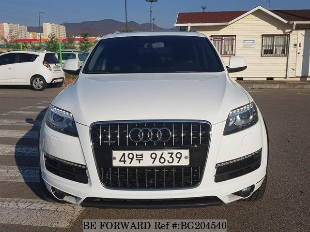 Used 2015 AUDI Q7 BG204540 for Sale