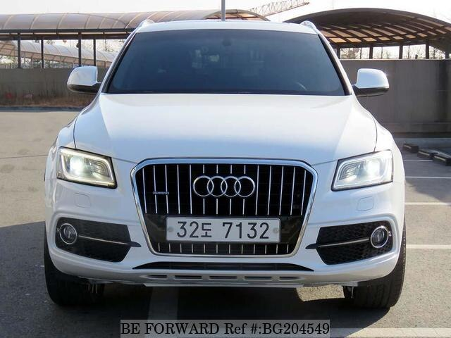 Used 2015 AUDI Q5 BG204549 for Sale