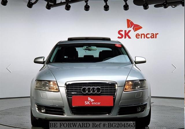 Used 2009 AUDI A6 BG204565 for Sale