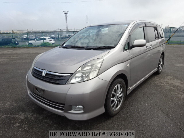 Used 2006 TOYOTA ISIS BG204008 for Sale