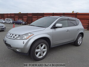 Used 2004 NISSAN MURANO BG203849 for Sale