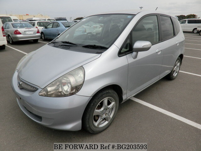 Used 2004 HONDA FIT BG203593 for Sale