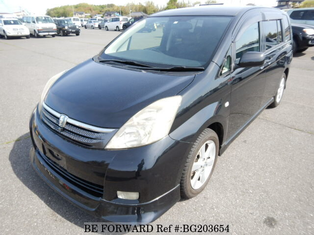 Used 2005 TOYOTA ISIS BG203654 for Sale