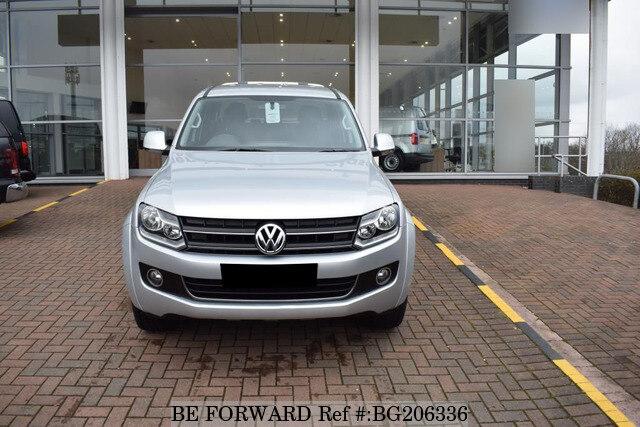 Used 2011 Volkswagen Amarok Manual Diesel For Sale Bg206336 Be Forward