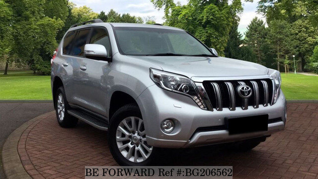 Used 2016 Toyota Land Cruiser Bg206562 For