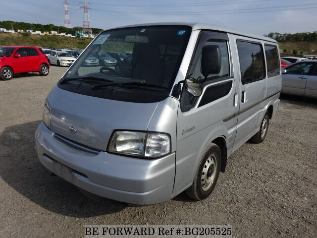 Used 2001 NISSAN VANETTE VAN BG205525 for Sale