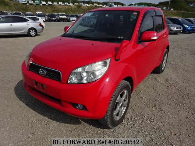Used 2006 DAIHATSU BE-GO BG205427 for Sale