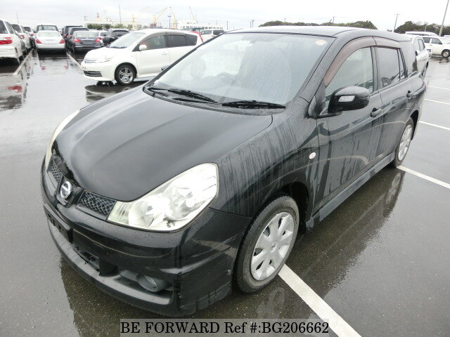 Used 2009 NISSAN WINGROAD BG206662 for Sale