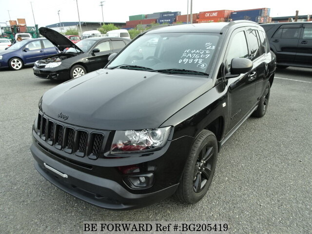 Used 2014 JEEP COMPASS BG205419 for Sale