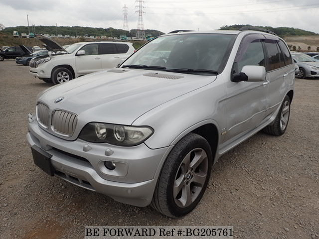 Used 2004 BMW X5 BG205761 for Sale