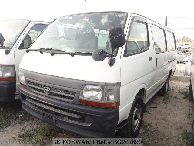 2003 TOYOTA Hiace Van