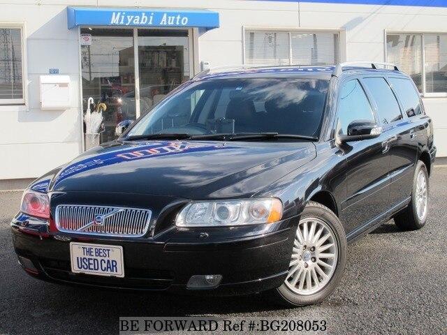 Used 2007 Volvo V70 Classic Cba Sb5244w For Sale Bg208053 Be Forward