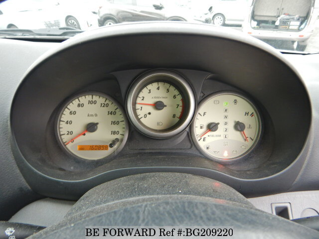Used 2002 TOYOTA RAV4/TA-ACA20W for Sale BG209220 - BE FORWARD