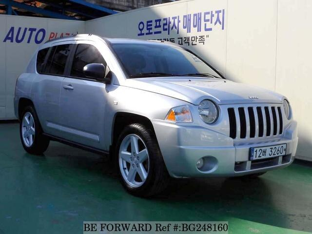 Used 2010 JEEP COMPASS BG248160 for Sale