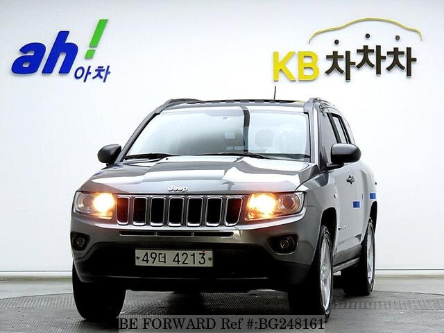 Used 2011 JEEP COMPASS BG248161 for Sale
