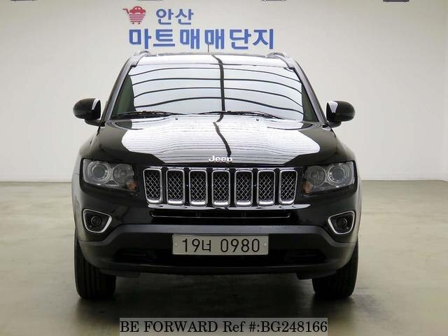 Used 2015 JEEP COMPASS BG248166 for Sale