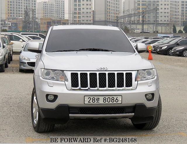 Used 2012 JEEP GRAND CHEROKEE BG248168 for Sale