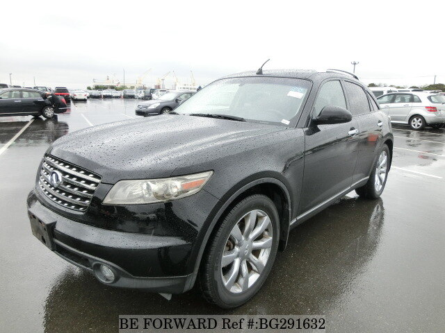 Used 2009 INFINITI FX BG291632 for Sale