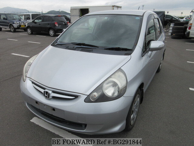 Used 2007 HONDA FIT BG291844 for Sale