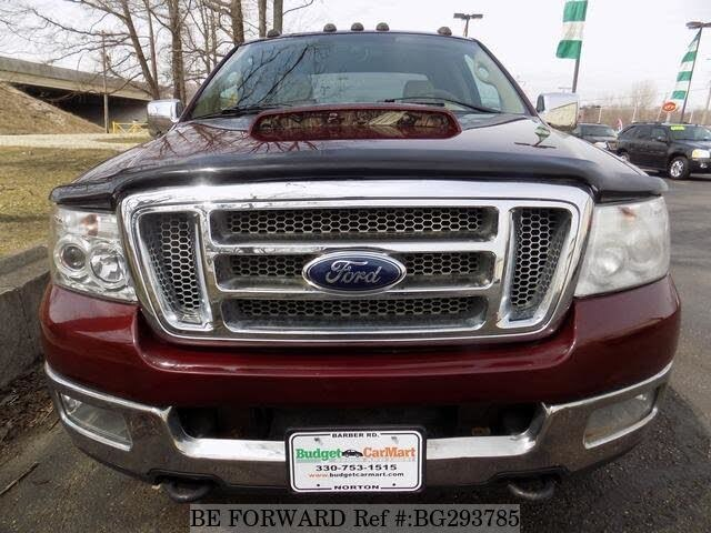 2004 F150 For Sale >> Used 2004 Ford F150 V8 For Sale Bg293785 Be Forward