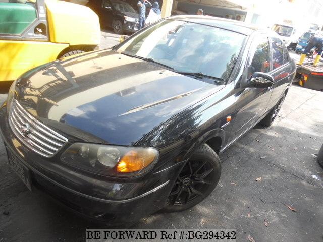 Used 2006 Nissan Sunny Sunny 1 6exa Sunny For Sale Bg294342 Be Forward