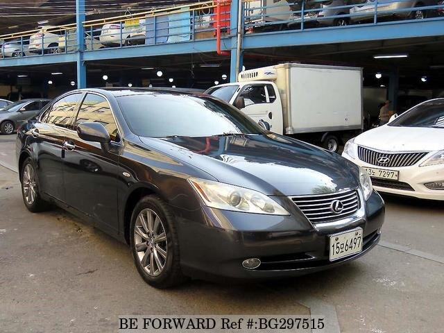 Used 2009 LEXUS ES BG297515 for Sale