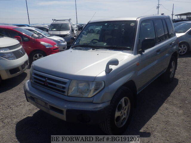 Used 1998 MITSUBISHI PAJERO IO BG191207 for Sale