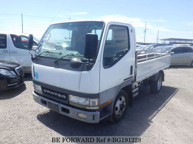 Used 2000 MITSUBISHI CANTER BG191228 for Sale