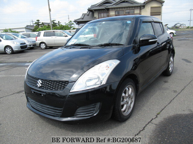 Used 2011 SUZUKI SWIFT BG200687 for Sale