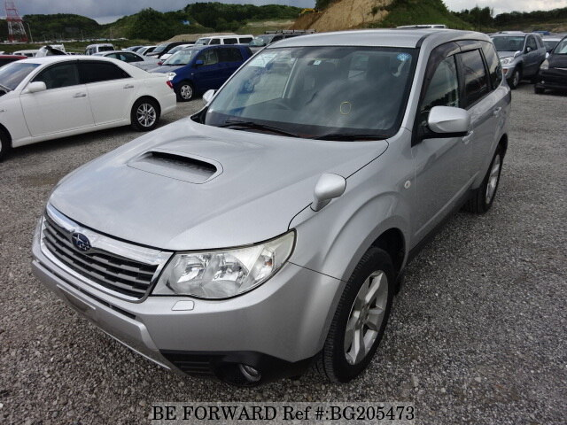 Used 2008 SUBARU FORESTER BG205473 for Sale
