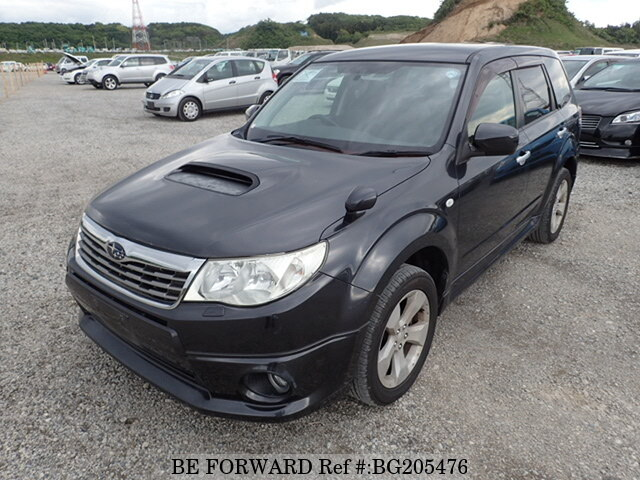 Used 2008 SUBARU FORESTER BG205476 for Sale
