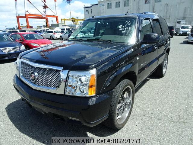 2012 Cadillac Escalade For Sale >> Used 2012 Cadillac Escalade For Sale Bg291771 Be Forward