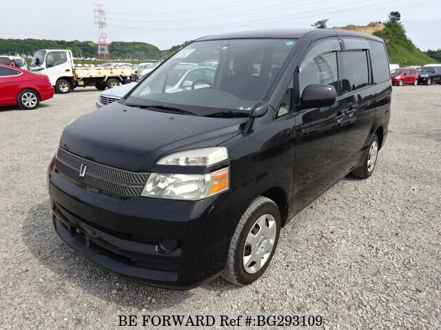 Used 2007 TOYOTA VOXY BG293109 for Sale