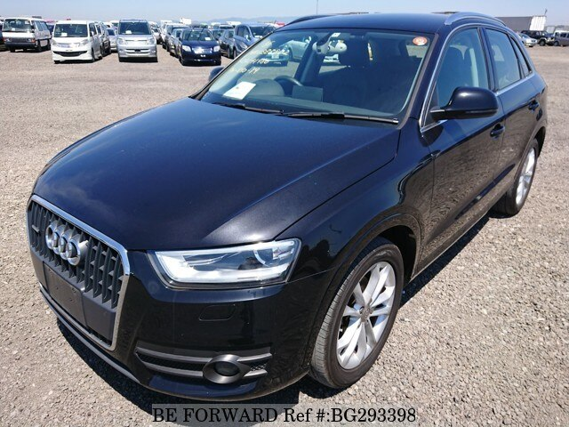 Used 2012 AUDI Q3 BG293398 for Sale